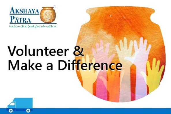 VolunteerMakeaDifference